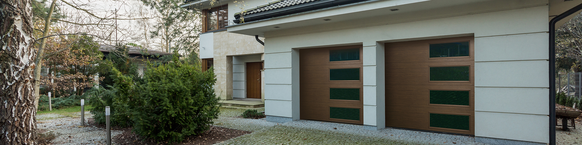 Residential Property With a Garage